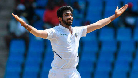 IND vs WI: Jaspreet Bumrah Bowls 5/7 And Creates History