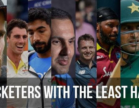 10 Cricketers with the Least Haters