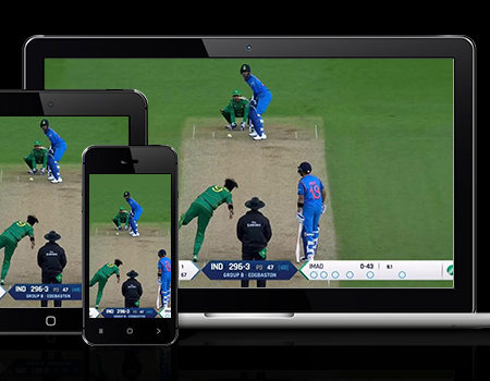 Live Cricket Online on iPhone/iPad and Android, Live Cricket Streaming Websites Free