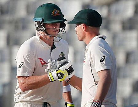 Ashes 2019 : Smith is Missing All Eyes on Warner and the Company