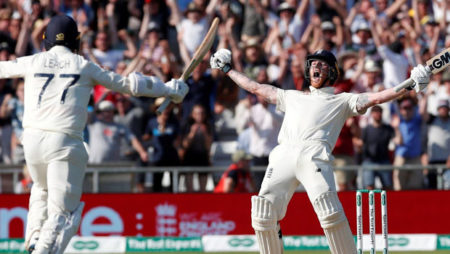 Ashes 2019: Twitter reacts as Ben Stokes' hundred helps England level the series
