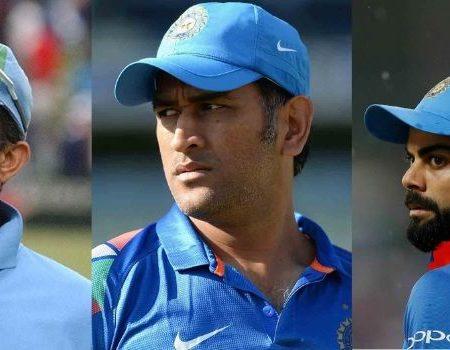 Captaincy Records Ganguly vs Dhoni vs Kohli