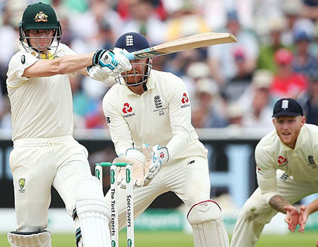 Ashes 2019: 2nd Test , England's Identical totals, Smith's Record Ashes Streak