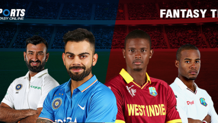 WI vs IND : 22 Aug 2019, Dream 11 Predictions, Playing XI & Fantasy Cricket Tips