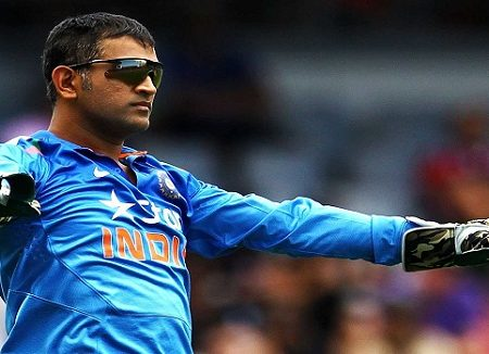 Cricketing veteran Captain Cool, Dhoni unfolded his superstitious side