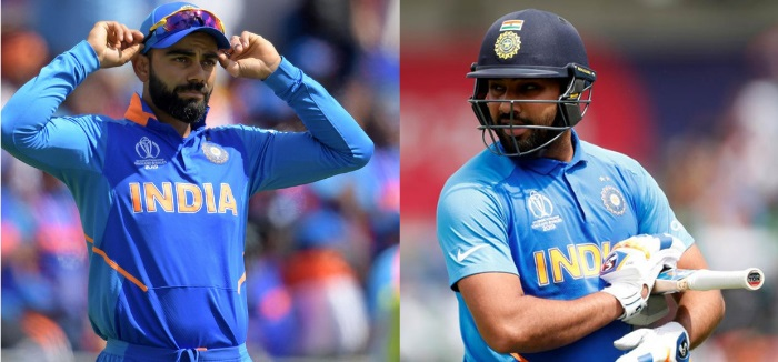 Virat Kohli clarifies rumor about differences with Rohit Sharma