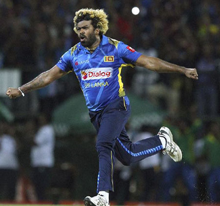 Double hat-trick Boosts Lasith Malinga T20I rankings