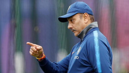 Ravi Shastri is Attempting to Raise YO-YO Fitness test's Passing Score.