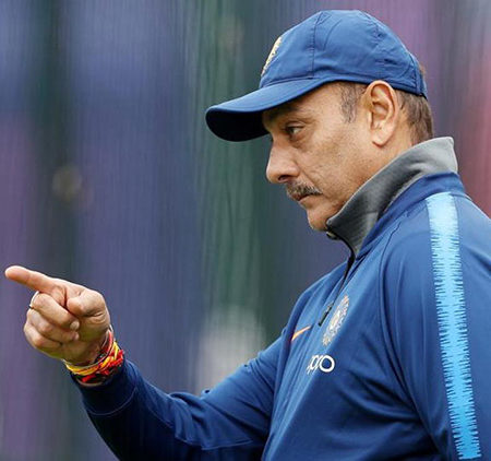Ravi Shastri is Attempting to Raise YO-YO Fitness test's Passing Score.