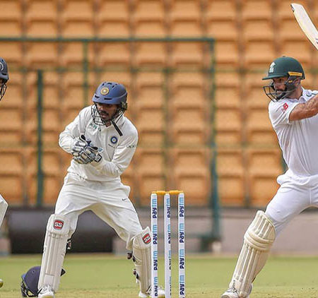India vs RSA: Heinrich Klaasen will replace Rudi Second for Test series