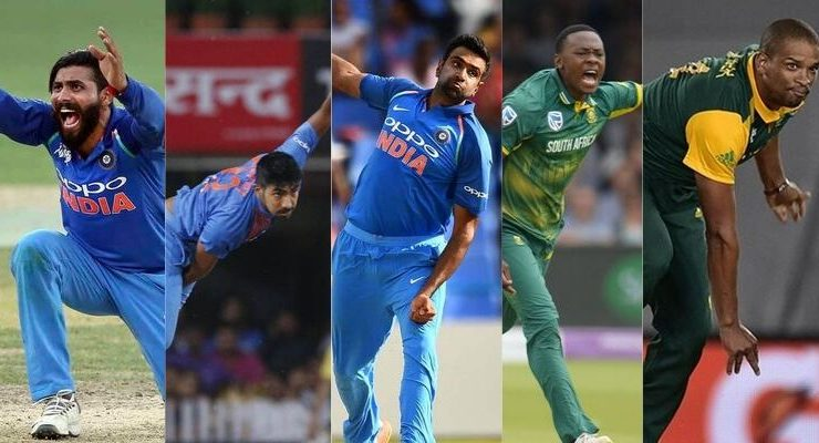 IND vs RSA   Top possible Wicket Takers