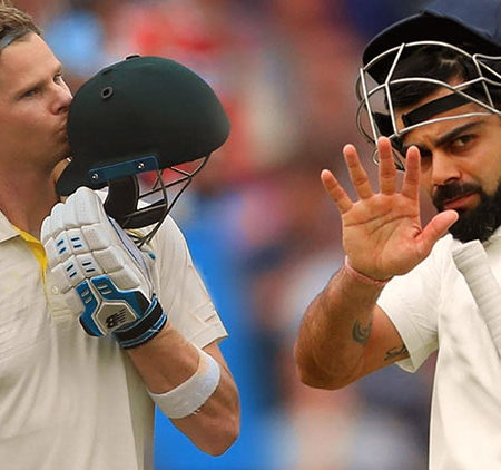 Kohli vs Smith –Test Cricket- Stats Comparison