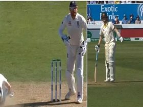 Jonny Bairstow and his fake fielding is making a buzz