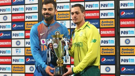 India vs South Africa 2019: Proteas outshine India and Leveled the Series