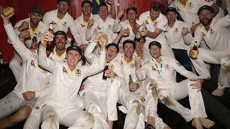Ashes 2019: Australia retain's the Ashes Urn
