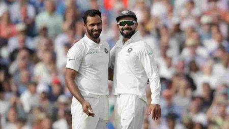 Hanuma Vihari reveals, Virat Kohli asked him to hold the trophy and hugged him