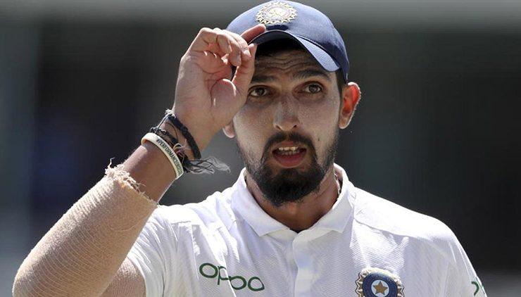 Is it Ishant Sharma time to shine ?