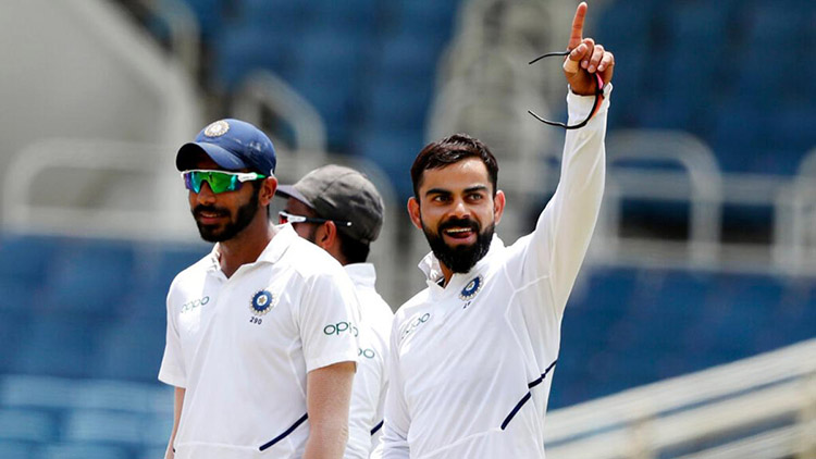 Ind vs Wi 2019: 3 positives India can take away from the Test series