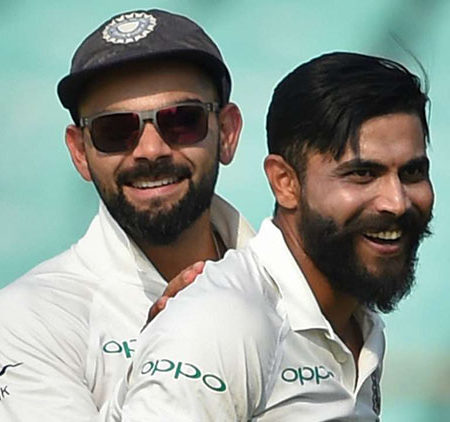 Virat Kohli explains why Ravindra Jadeja was picked over Ravinchandran Ashwin