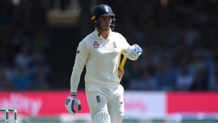 Ashes 2019: The English Management still trusts Jason Roy , likely to step down from the opening position in the 4th Test