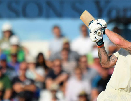 Ben Stokes and the Climax
