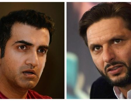 "Gautam Gambhir to Shahid Afridi: ""If you love to make issues common the go join Politics."""