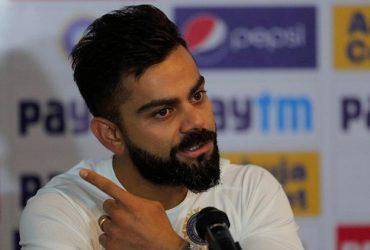 Nobody shows up for T20Is : Virat Kohli brushes media