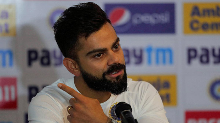 Nobody shows up for T20Is : Virat Kohli brushes media