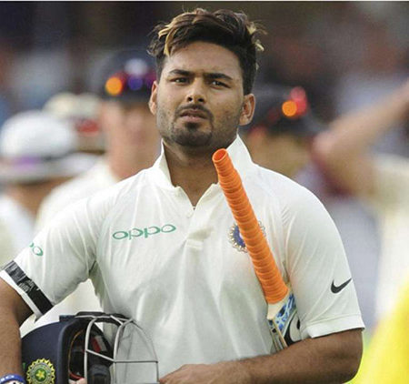 Stop Comparing Pant with Others, Cut some him some slack, after all He is Just 21