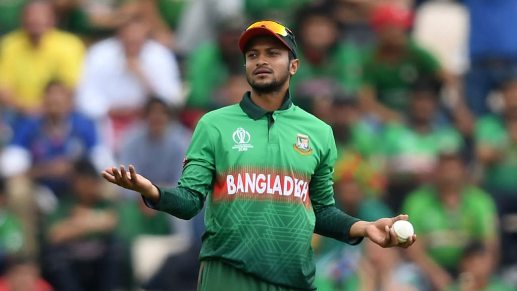 ICC bans Shakib Al Hasan from International Cricket