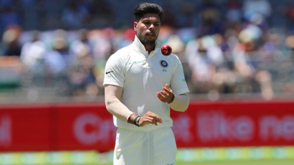 India vs South Africa: Injured Bumrah replaced by Umesh Yadav