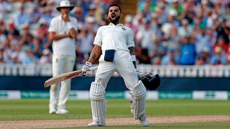 Kohli moves up in Test rankings, Mayank & Ashwin follow