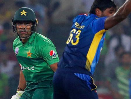 Umar Akmal Trolled after registering second consecutive golden duck vs Sri Lanka