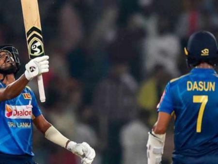 Oshada Shines on his debut as Sri Lanka whitewash Pakistan