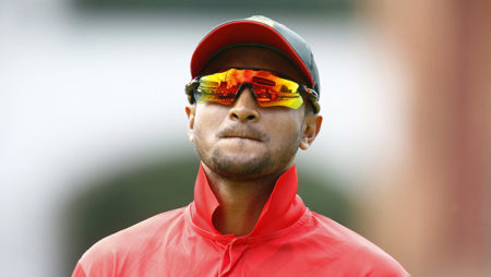 ICC bans Shakib Al Hasan as he fails to report contact from Suspected Indian Bookie