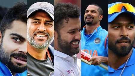 5  Indian Cricketers Who Earn More as Brand Ambassador than Being Cricketer