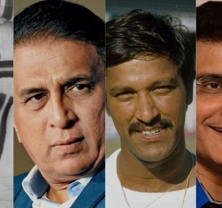 4 Indian Cricketers Who Became BCCI President