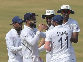 ICC Test Championship : India strengthen their top position