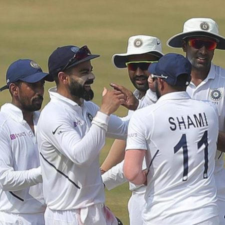 India strengthen their top position in the ICC Test Championship with yet another win