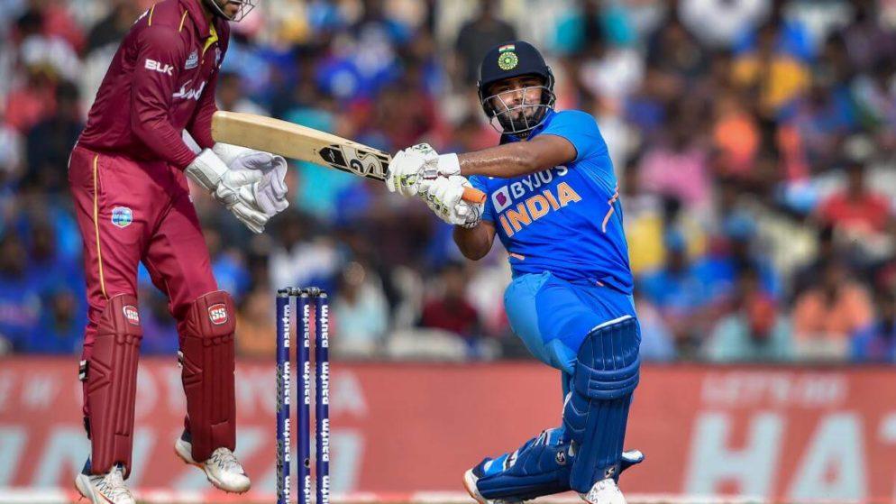 How Rishabh Pant got his clean bat swing back?