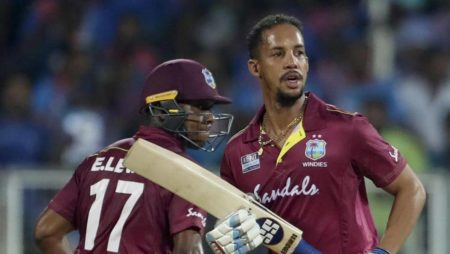 India vs West Indies : WI level the series by 1-1