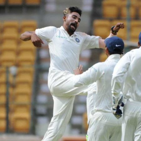 Mohammed Siraj: I need to be in Top shape to bowl with pace and skill