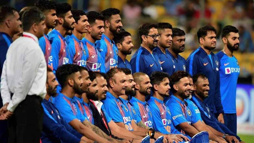 the t20 squad
