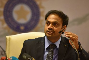 msk prasad tenure over