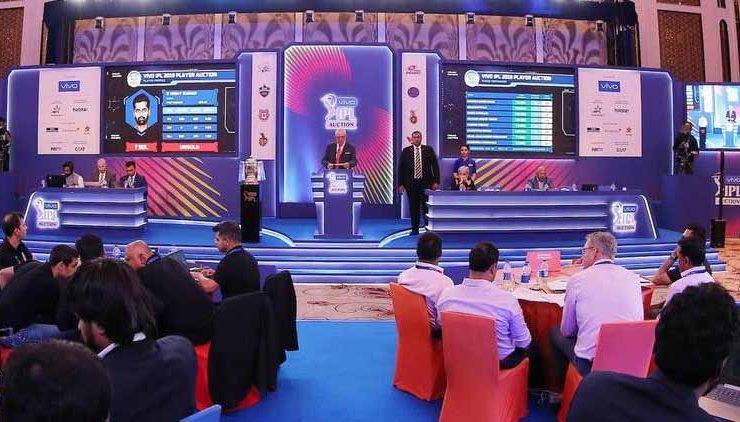 IPL 2020 Auction