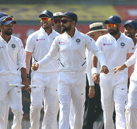 IND vs BANG 2019: Stats from India's win over the visitors