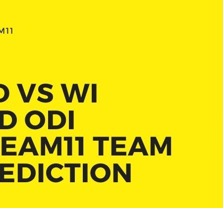 India vs West Indies  2nd ODI – Dream11 team prediction