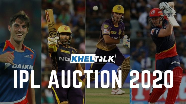 IPL 2020 Auction – Team balances, players with highest prices, uncapped players and more