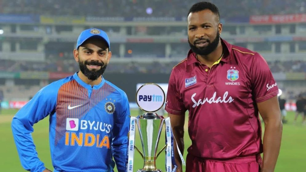 Ind Vs WI: India seals the T20 Series in style