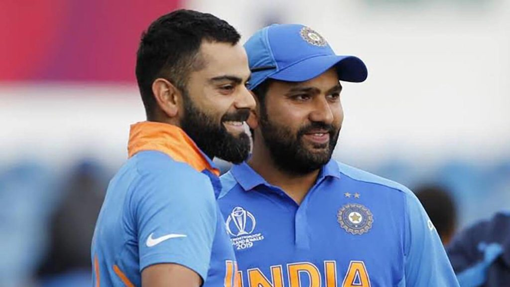 Virat Kohli and Rohit Sharma deadly duos of Indian cricket